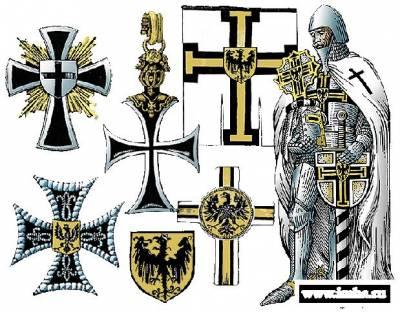 Продолжается сбор материалов по проблемам истории или историографии Тевтонского (Немецкого) ордена