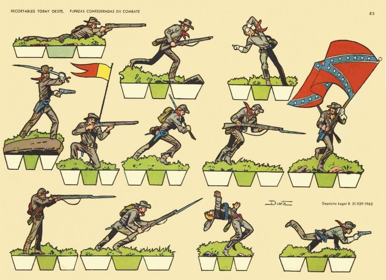 Как сделать солдатиков из бумаги
